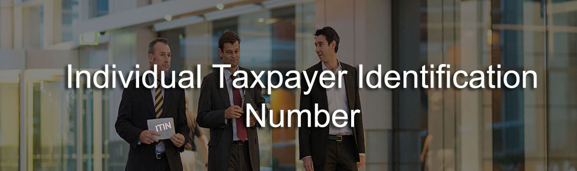 Individual Taxpayer Identification